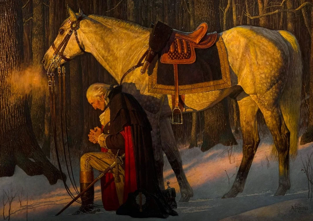 God's Providence and The Patriots of Washington's Army – RFV 19-4